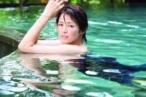 吉瀬美智子「最初で最後の秘蔵ショットinバリ島」独占公開