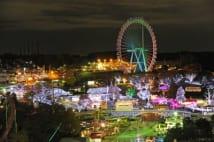 100万個の電球が彩る「夜の遊園地」他、東京新夜景探訪