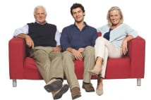 「パラサイト中年」が300万人?親と同居する中年世代が急増中