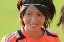 ヤングなでしこ田中陽子の笑顔を見てると写真家も幸せになる