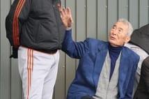 原監督 甥の菅野について「力なければ去っていく。それだけ」