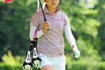 プロ宣言したゴルフ界の松嶋菜々子 得意のパターで飛躍狙う