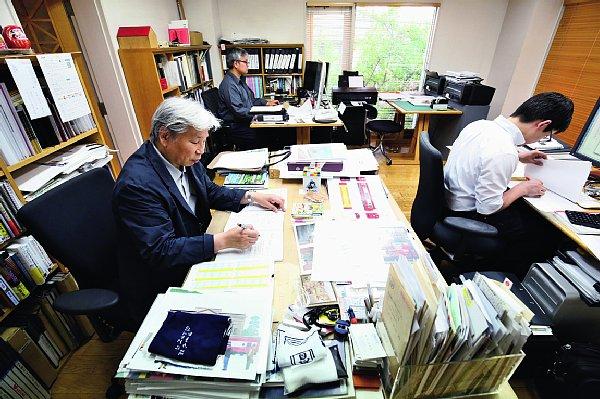 水戸岡鋭治氏 デザインに必要なものは整理整頓する能力newsポスト