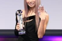 3年連続ネイルクイーンを受賞し殿堂入りした倖田來未