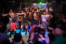 アイドルの道は原宿から 4チーム総勢39名がステージで魅了