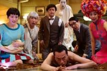 三谷幸喜監督初のSF映画『ギャラクシー街道』、DVD&Blu-rayが来る!