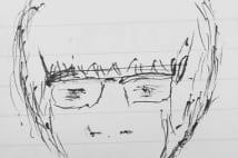 15才少女監禁事件 2年前に透視で描いた容疑者の似顔絵