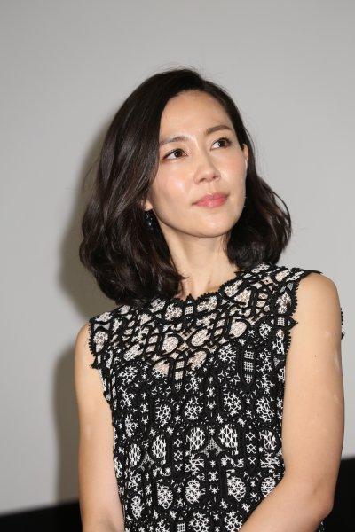 『星ガ丘ワンダーランド』で母親役を演じる木村佳乃