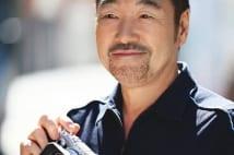 写真家・山岸伸氏 安田成美との信頼関係で水着撮影できた