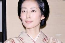 木村多江、美しすぎる着物姿の裏に市川染五郎の存在