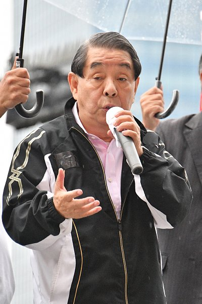 山口敏夫氏から辞任要求の森喜朗...