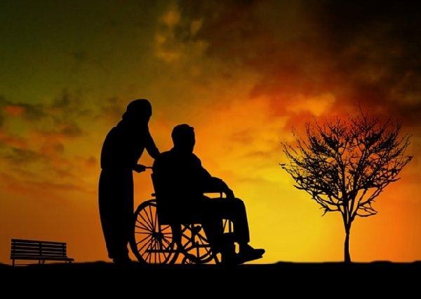 高齢者がかかりにくい病気も(イメージ〉