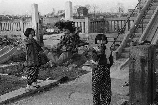 写真】70年前の「復興する東京」 未公開写真750点の衝撃 NEWSポストセブン