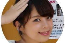 『モデルが訪ねる 髪にご利益スポット』第5回 関神社(東京都)