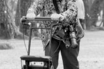 元競輪選手、熊本の自虐写真おばあちゃんのカメラ術