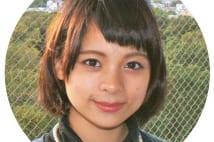 『モデルが訪ねる 髪にご利益スポット』第6回 元城町東照宮(静岡県)