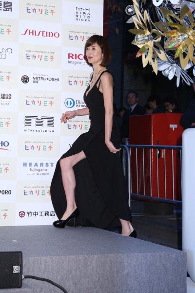 Celebrity Saki Nakajima Nude Gif
