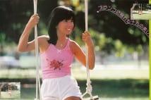 月刊誌『近代映画』 早見優、大場久美子が語る撮影秘話