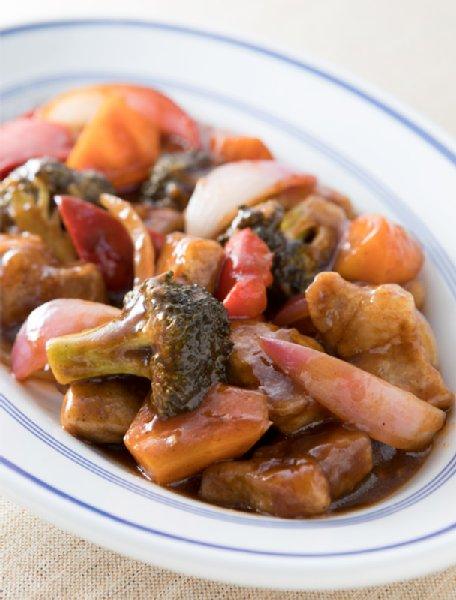 イタリアン酢豚はがん予防にいい食べ合わせレシピ