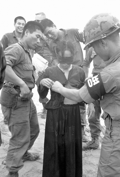 ベトナムでの行為とは(写真/AP/AFLO)