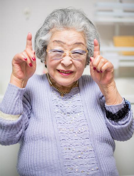 92才ばぁば「スマホで愚痴るならおだしの一つでもお取り」|NEWSポスト ...
