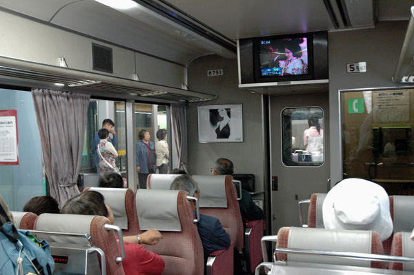 人知れず歴史的使命を終えていた京阪特急のテレビカー|NEWSポストセブン