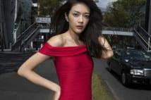 「9頭身」女優・田中道子が魅せた大人のセクシー