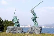巌流島の決闘 佐々木小次郎は武蔵一派に集団で殺された説も