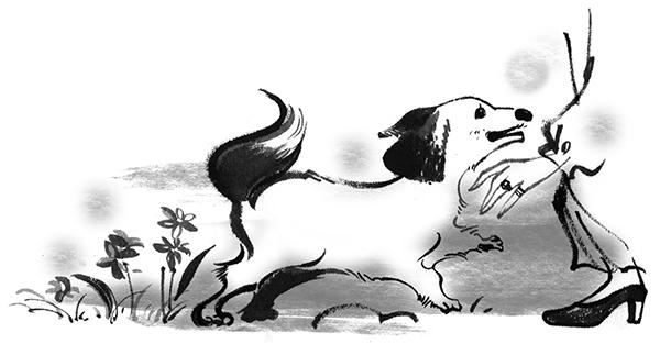 泣ける怪談愛犬の死に生きる気力なくした女性の足元にnewsポストセブン