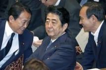 菅官房長官に上から目線の総理秘書官 麻生氏の逆鱗に触れた