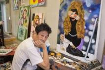 81歳の巨匠・横尾忠則氏「絵も人生も大事なのはプロセス」