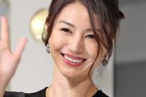 井川遥、壇蜜演じる「保健室の先生」が新しいと注目集まる