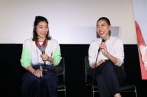 安藤桃子監督、妹・安藤サクラとともに映画祭でトーク
