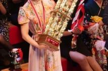 日本一の女優・作品が決まるイベント 激闘の舞台裏に密着
