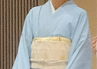 松嶋菜々子 後輩・藤澤恵麻の結婚式で見せた貫禄和服姿