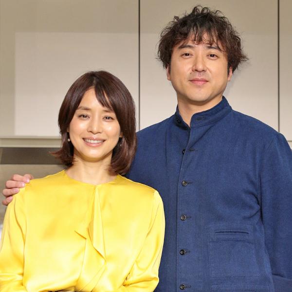男との噂ない石田ゆり子と食事、ムロツヨシに「恐るべし