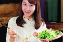 「せり鍋」1620円(写真は2人前)◆写真/岩本朗
