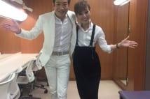 田原俊彦と研ナオコが13年ぶり共演 支え合う特別な存在