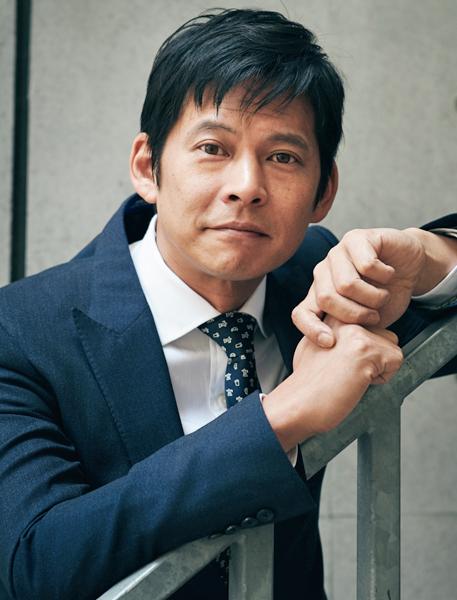 『監査役 野崎修平』に出演する織田裕二