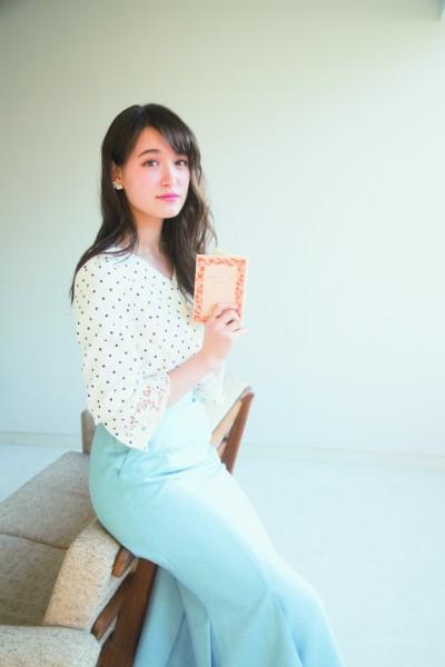 CanCamモデル、トラウデン直美18歳「合コンは苦手」|NEWSポスト