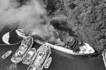 米軍ジェット機に追跡された… 炎上・加山雄三の光進丸伝説