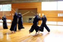 少年の剣道には規制がある