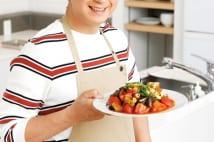 子供が喜ぶ、谷原家の「元気飯」を公開