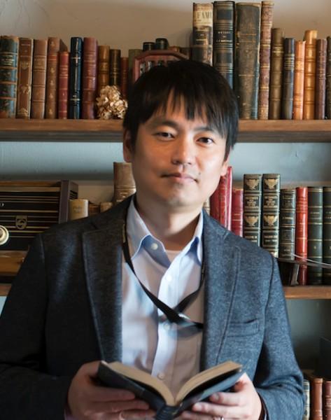 ジャーナリスト、浄土宗僧侶の鵜飼秀徳氏