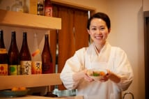 『笑点』元ディレクターの美人女将がいる台東区の小料理店