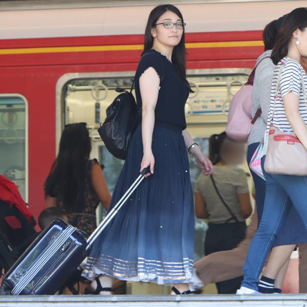 眞子さまの出国はどうなるか(写真は2018年)