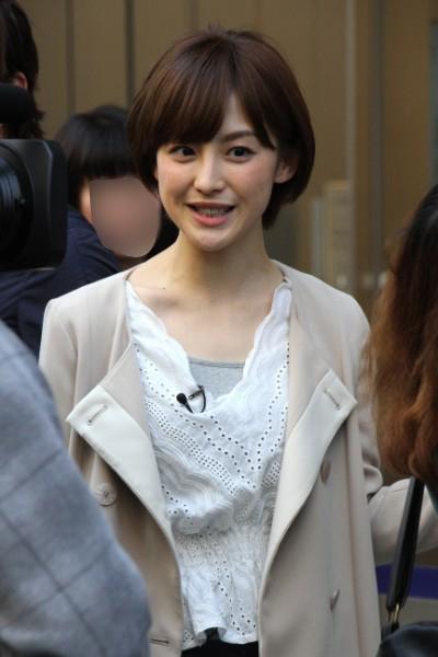 フジ宮司愛海アナ、短髪で人気上昇し問い合わせ急増?