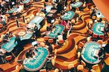 カジノ上客の中国人富裕層、目的は遊戯でなくマネロン