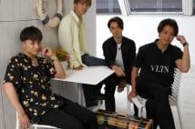 再始動のEXILE、メンバーが新アルバムを全曲解説