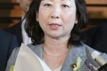 野田聖子氏も「非常に厳しい」 日本で女性総理は誕生するか